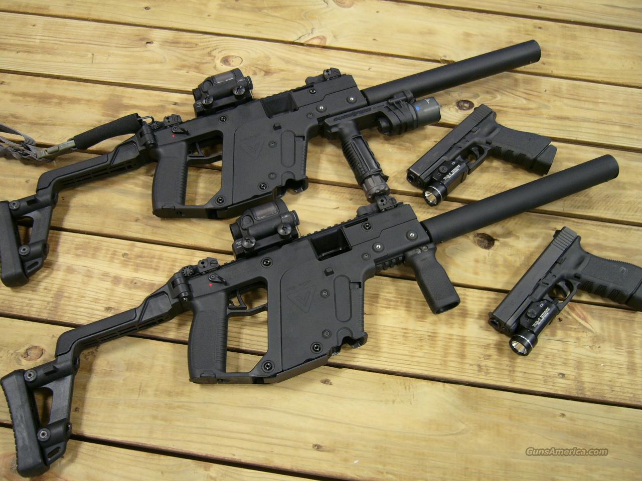 1280x960 Kriss Vector .45 Acp Tactical Carbine Units W ... For Sale