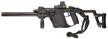 450x164 Kriss Super V Vector Tactical With Folding Stock .45 Acp 16 Inch