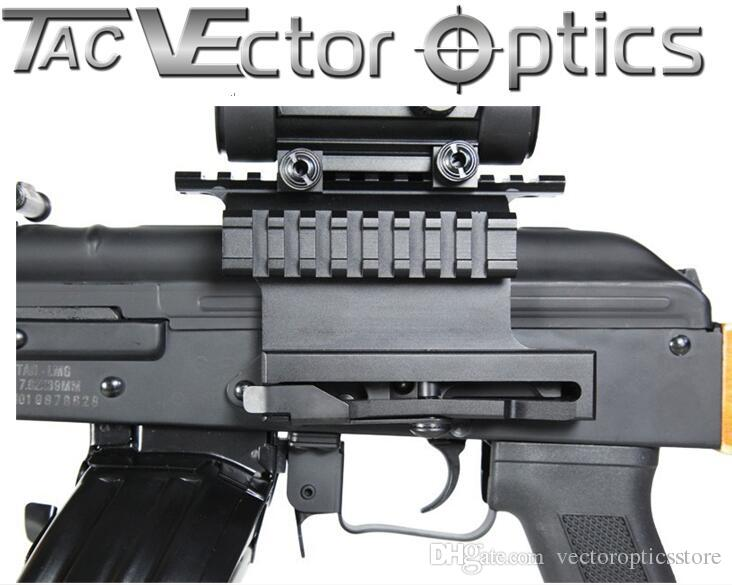 732x585 2018 Vector Optics Tactical Ak 47 Amp 74 Double Picatinny Rail Scope