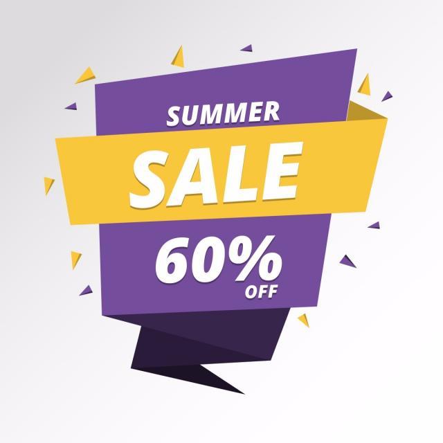 640x640 Super Sale, Special Offer Banner Tag, Vector Eps10 Illustration