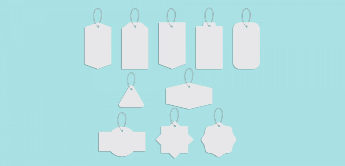 1200x580 Freebie Clothing Tag Vector Shapes