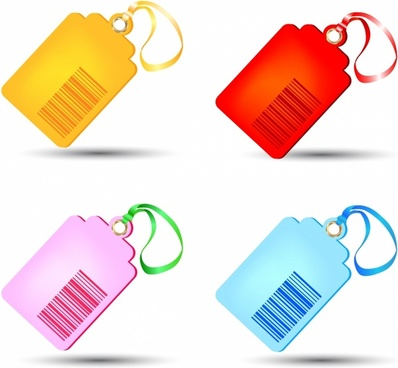398x368 Luggage Tag Free Vector Download (2,065 Free Vector) For