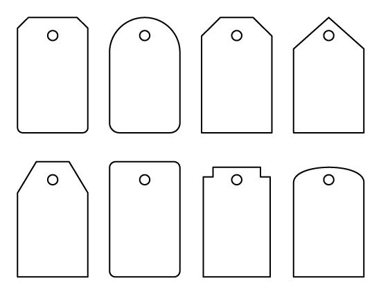 550x425 Collection Of Luggage Tag Drawing High Quality, Free