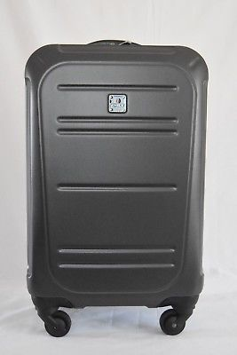 267x400 New Tag Vector Ii 2 Piece Hardside Spinner Luggage Set Charcoal