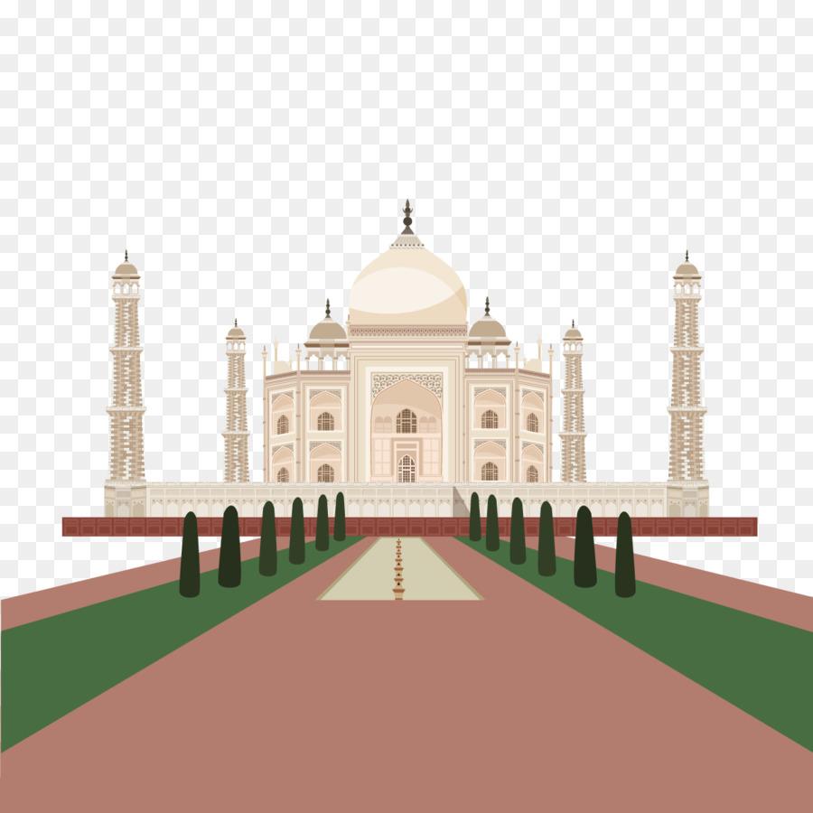 900x900 Taj Mahal Landmark Wonders Of The World Icon