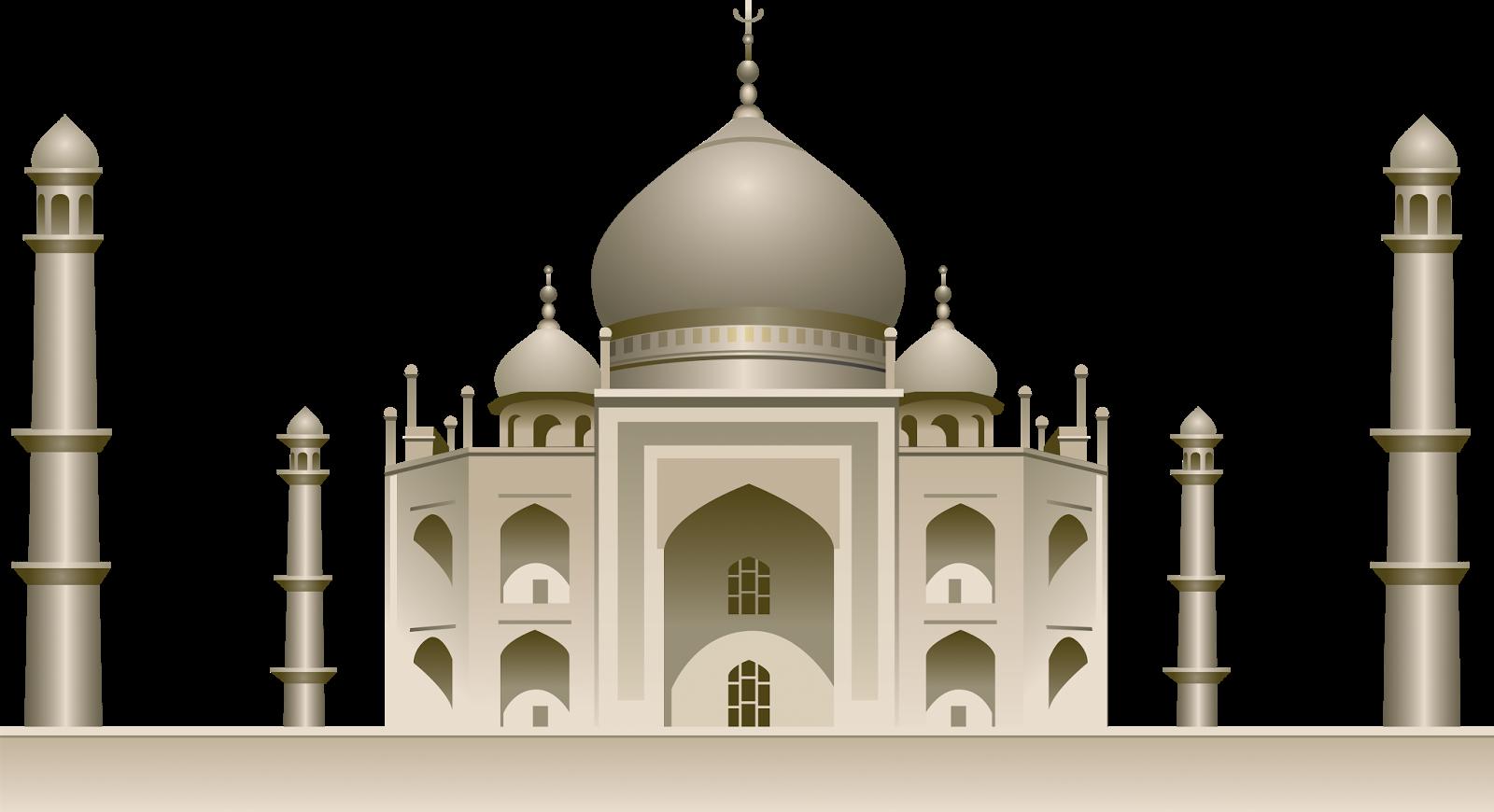 1600x870 Taj Mahal Png Transparent Vector Images Free Online Ping Files