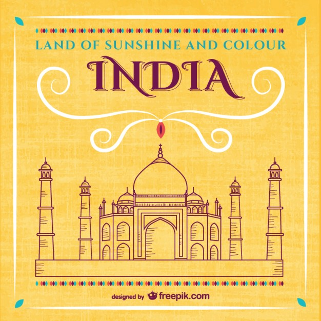 626x626 Taj Mahal Background Vector Free Download