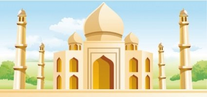 425x199 Free Taj Mahal Psd Files, Vectors Amp Graphics