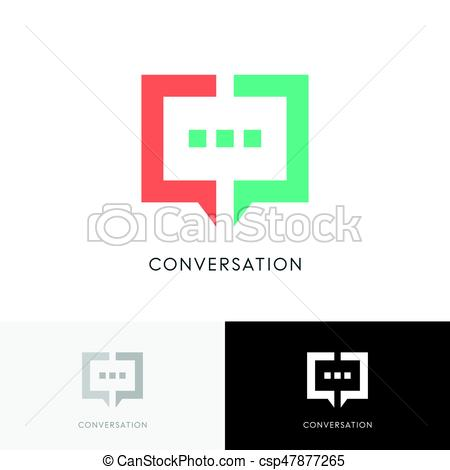 450x470 Good Conversation Logo