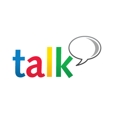 400x400 Google Talk Vector Logo