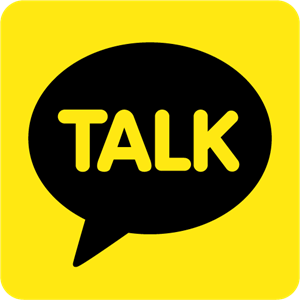 300x300 Kakao Talk Logo Vector (.ai) Free Download