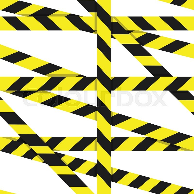 800x800 Vector Seamless Pattern Entrance Prohibited Background Seamless