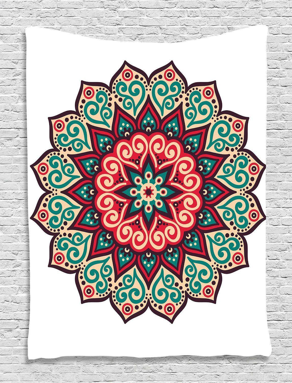 1146x1500 Indian Bohemian Mandala Tapestry ~ Wall Hanging