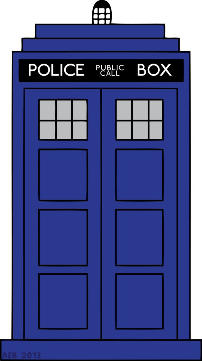 669x1192 Doctor Who Sticker By Hourglass Vectors Vector