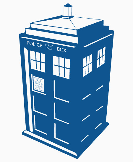 450x550 Doctor Who Tardis Clipart All About Clipart