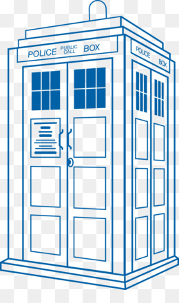 260x440 Free Download Doctor Tardis Captain Jack Harkness Stencil
