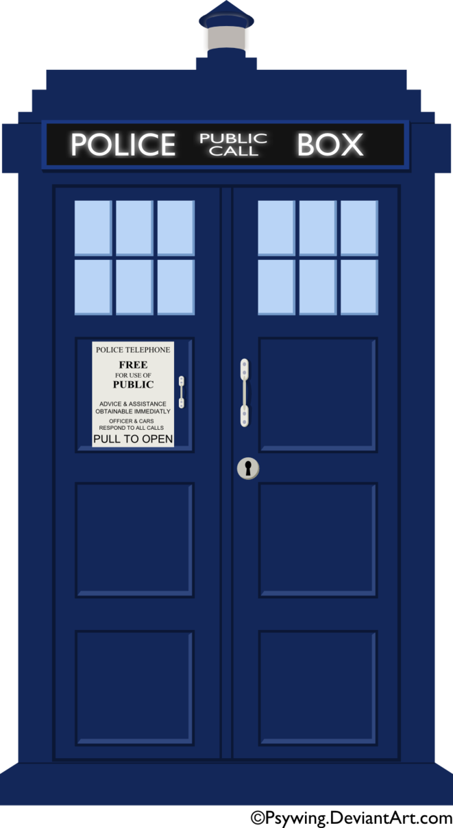 661x1208 Vector Tardis By Psywing Silouettes And Stencils