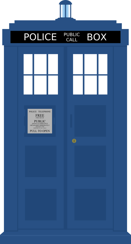 536x1000 19 Tardis Banner Free Huge Freebie! Download For Powerpoint