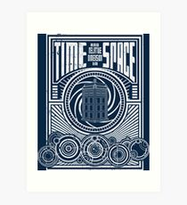 210x230 Box Tardis Vector Art Prints Redbubble