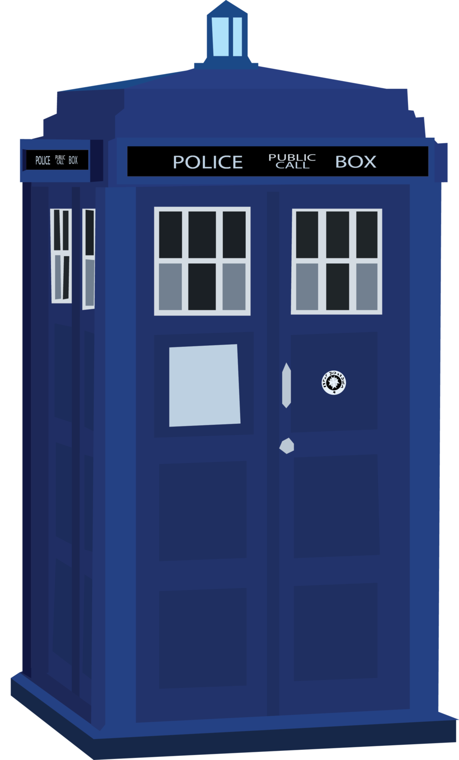 900x1490 Collection Of Free Tardis Vector Cartoony. Download On Ubisafe