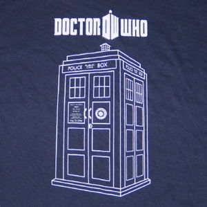 300x299 Doctor Who Tardis Vector Graphic Baby Doll T Shirt, New Ebay