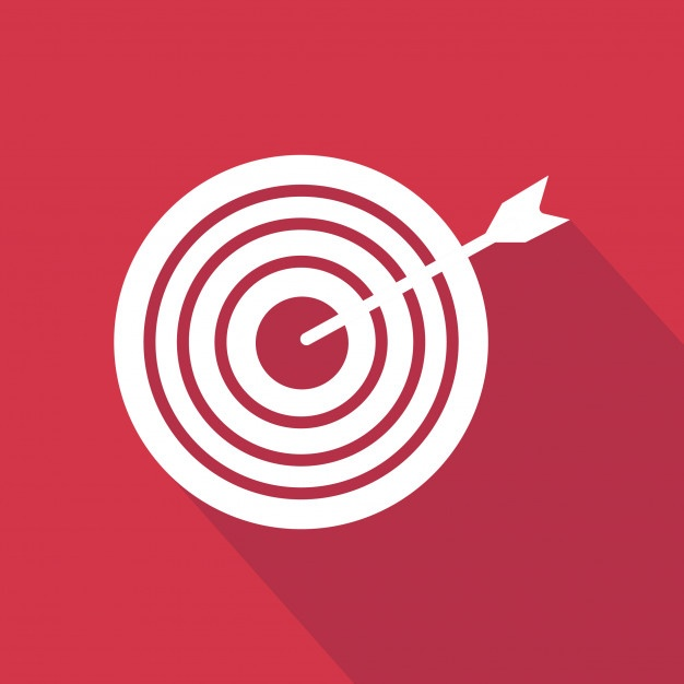626x626 Target Vector Vectors, Photos And Psd Files Free Download