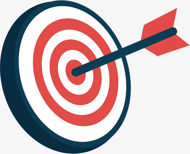 650x528 Vector Cartoon Target, Cartoon Vector, Target Vector, Vector