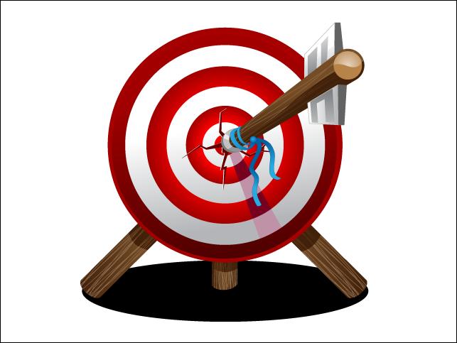 643x483 Free Arrow On Target Arrow Target Psd Files, Vectors Amp Graphics