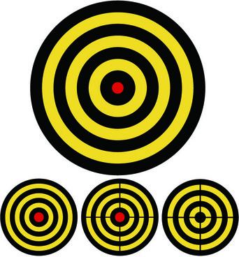 342x368 Free Vector Target Designs Free Vector Download (197 Free Vector