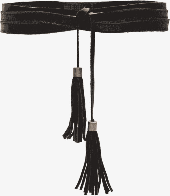 650x746 Lovers, ,friends Tassel Belt, Black, Wild, Product Kind Png And