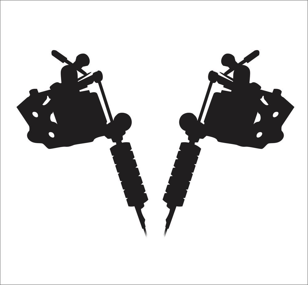 1000x928 Pics For Gt Tattoo Machine Logo Vector Your Likes