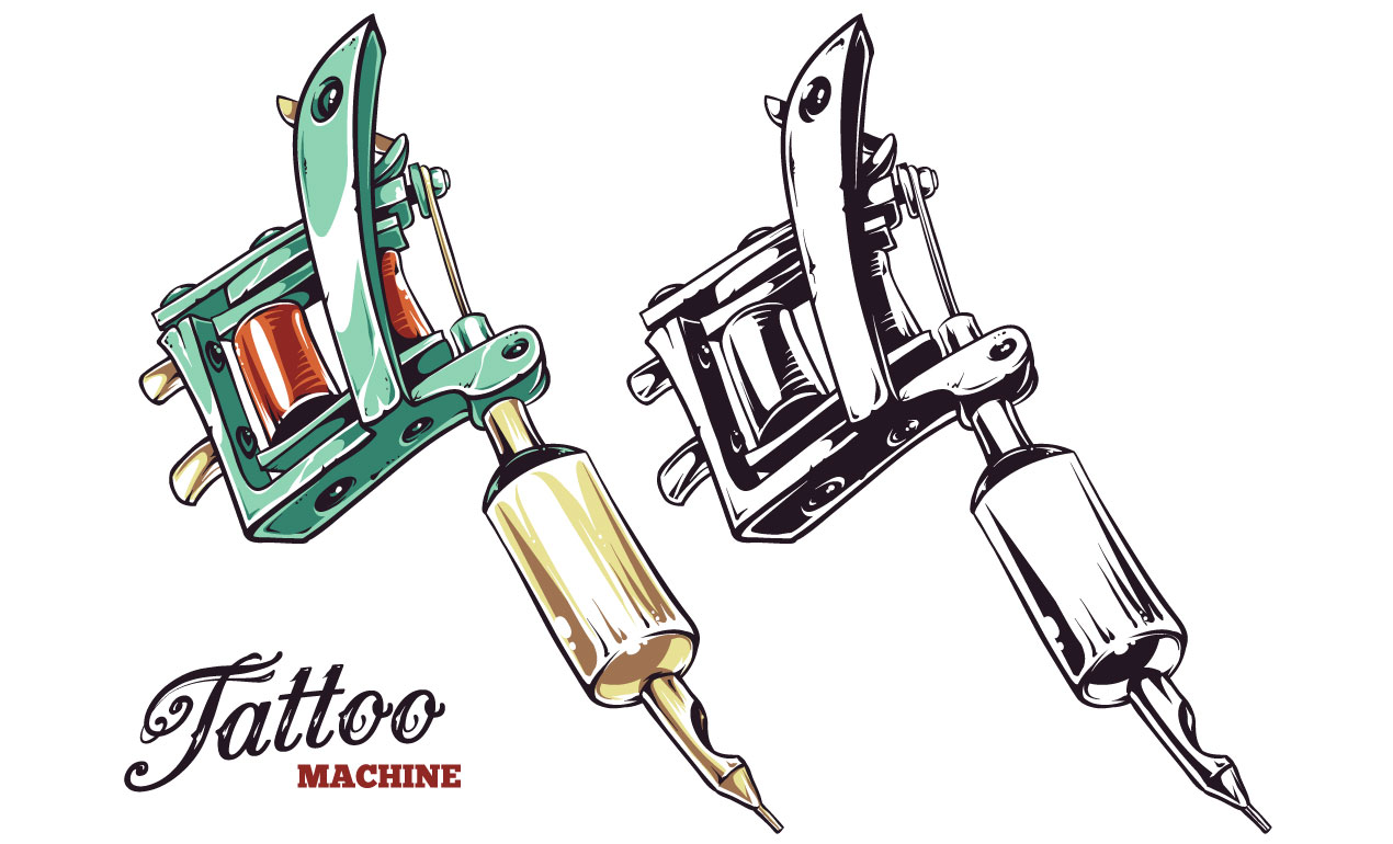 1270x770 Tattoo Machine Vector Hero