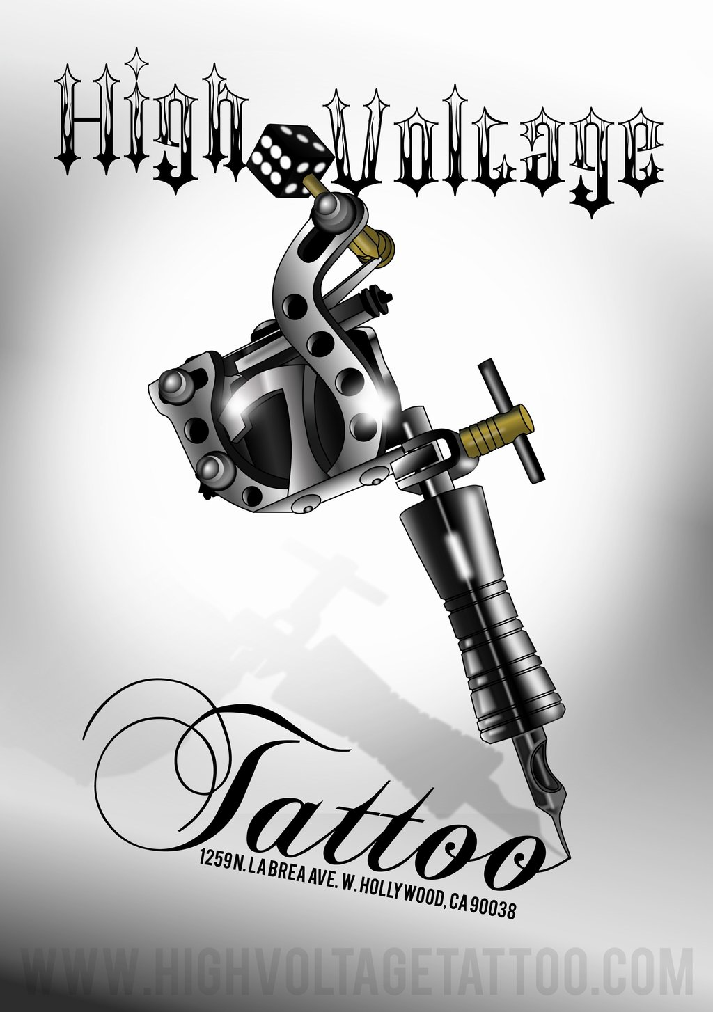 1024x1454 Tattoo Machine By Rocknrollclaire
