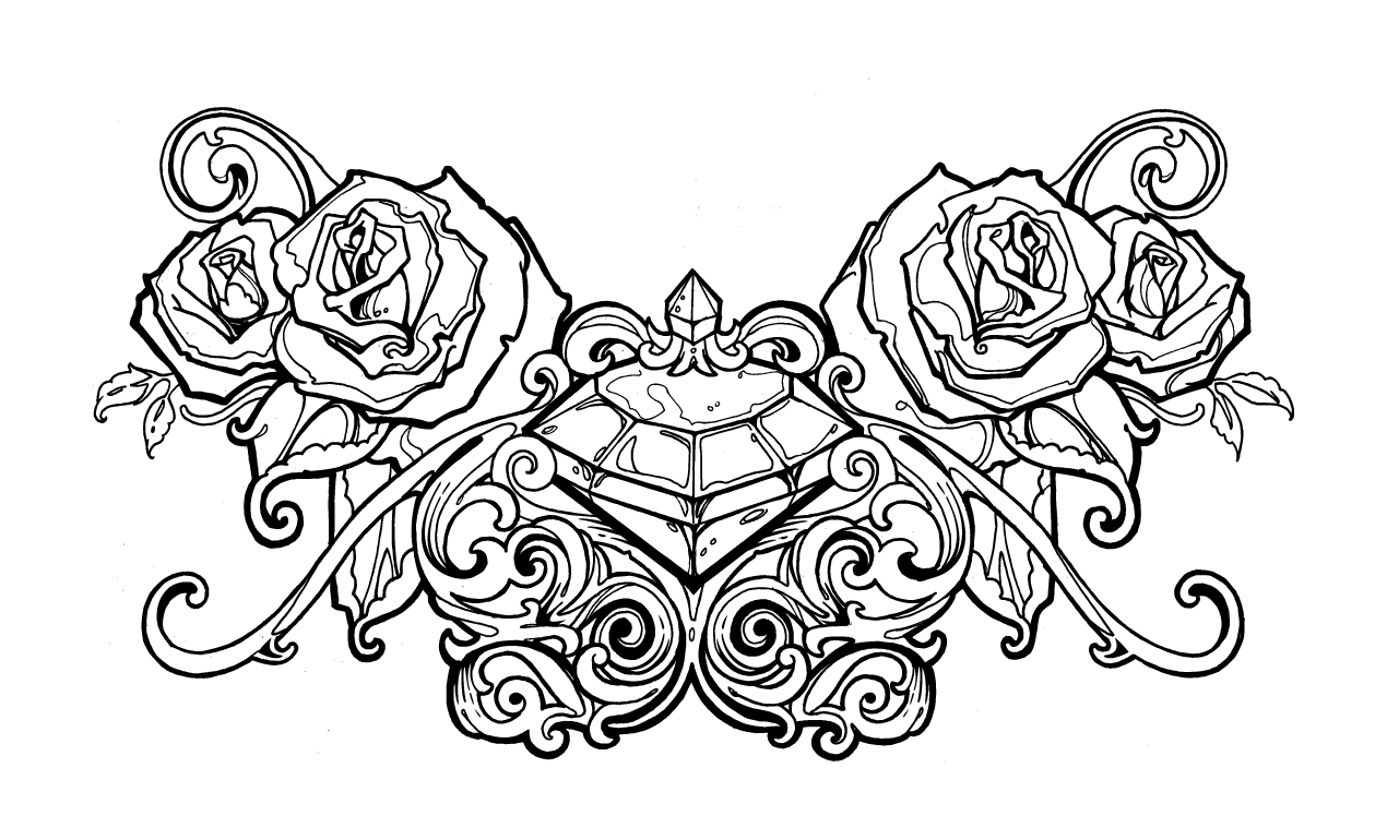 1270x770 Tattoo Vector 5 An Images Hub