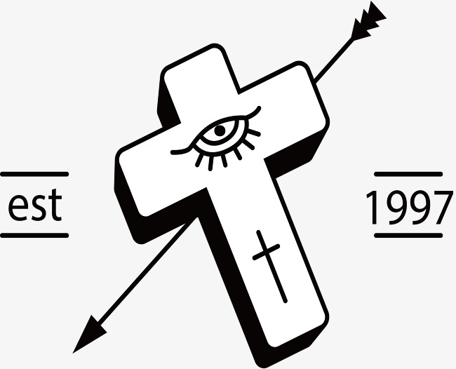 650x526 Cross Tattoo, Vector Png, Tattoo, Tattoo Png And Vector For Free