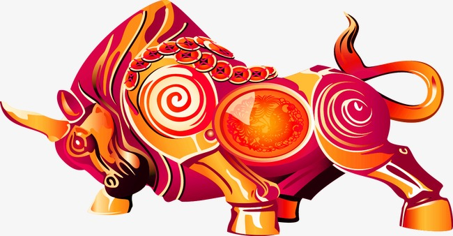 650x338 Vector Taurus, Taurus, Taurus Hand Painted Pictures Png And Vector