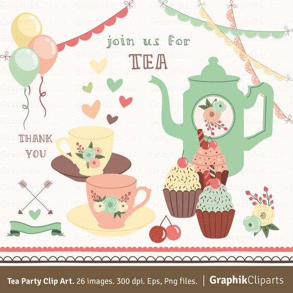 570x570 Cupcakes Clipart Spring ~ Frames ~ Illustrations ~ Hd Images