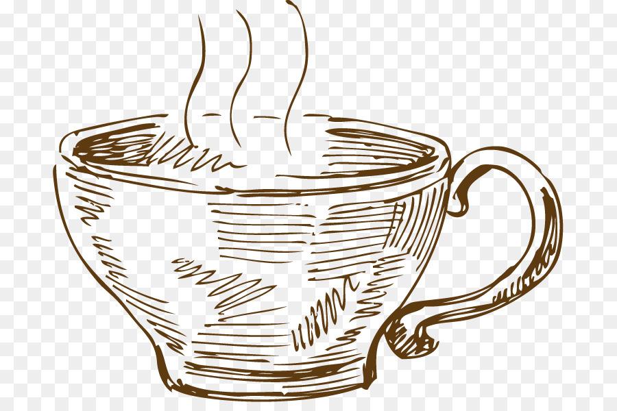 900x600 Tea Coffee Graphic Design