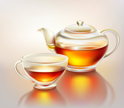 420x368 Tea Cup Free Vector Download (1,476 Free Vector) For Commercial