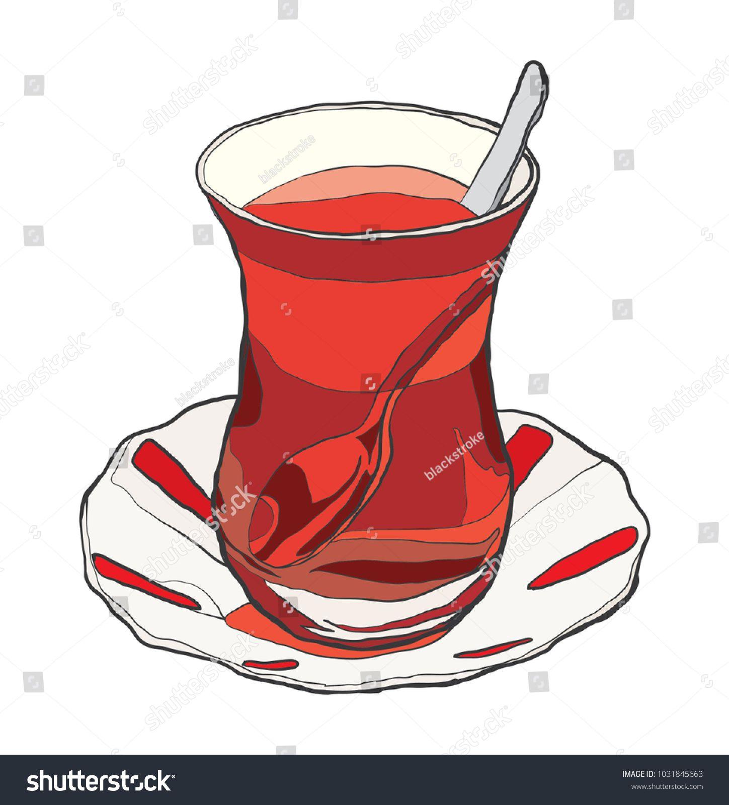 1449x1600 Turkish Tea Vector File Turkish Tea Turkish Tea