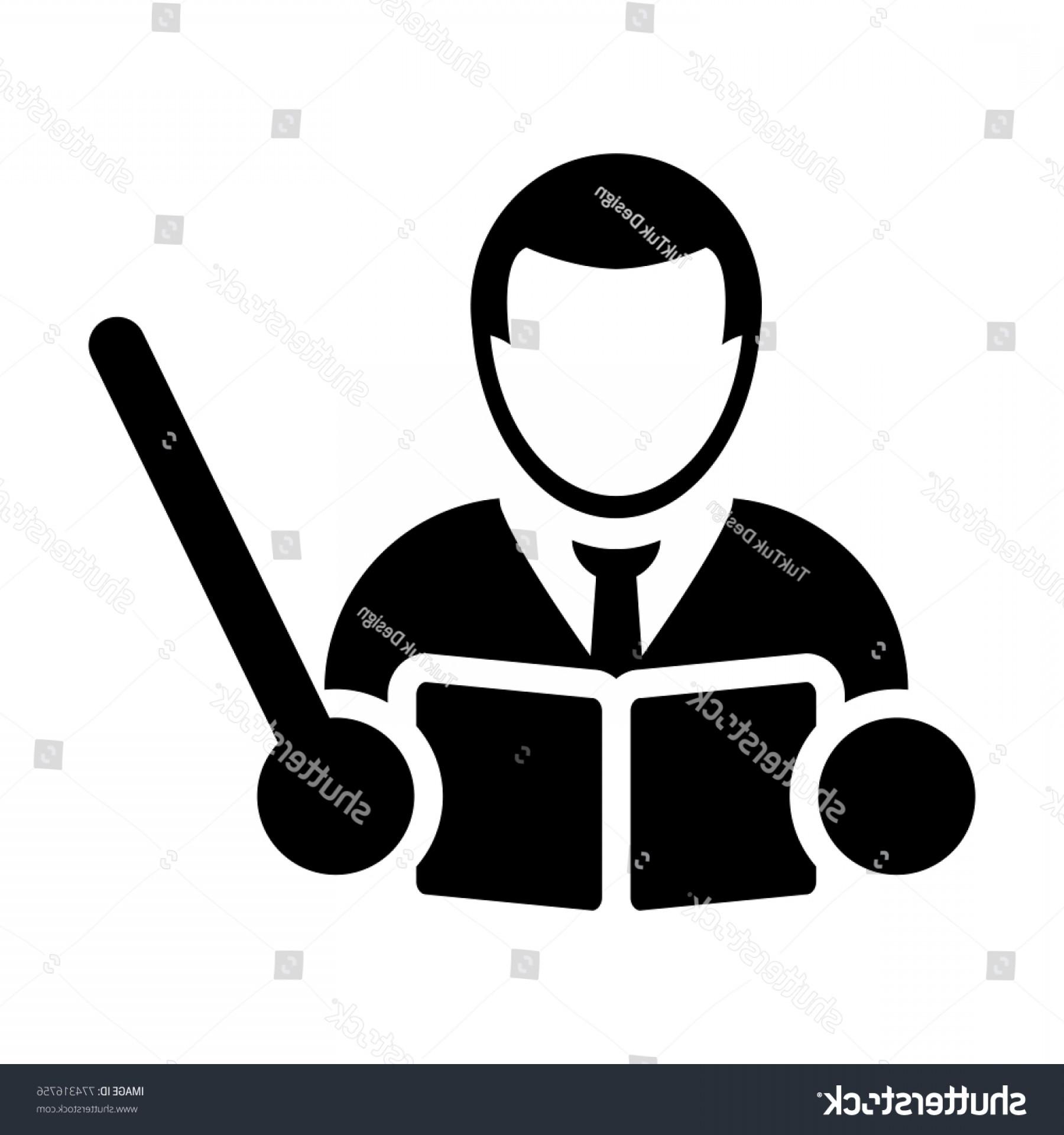 1800x1920 Teacher Icon Vector Male Person Profile Shopatcloth