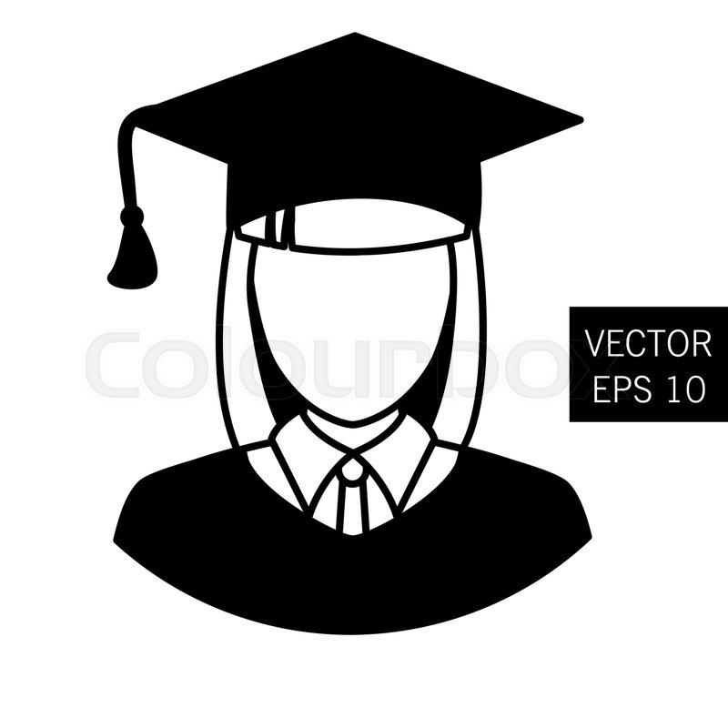 800x800 Teacher Graduation Icon Tutor Icon Vector Graduation Prom Image