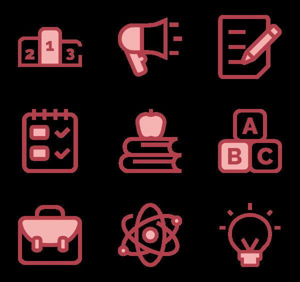 600x564 Teaching Icons