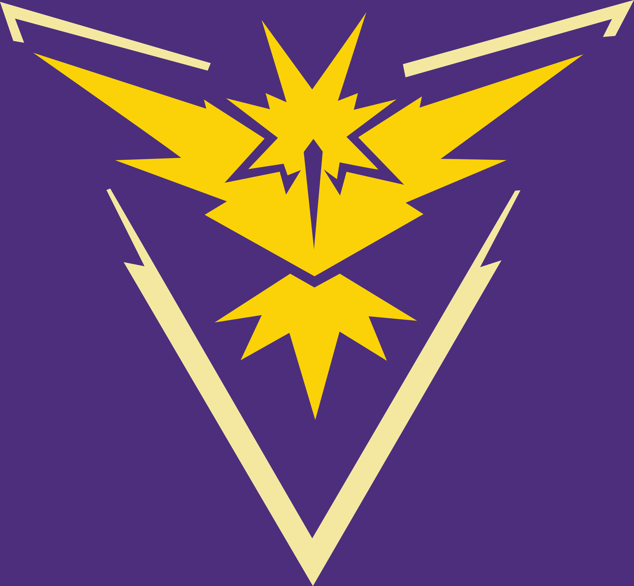 2071x1915 All Pokemon Go Team Logos Jackaloupe