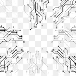 260x260 Free Download Technology High Tech Line Euclidean Vector