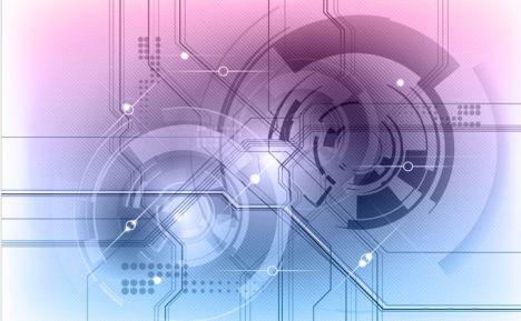 468x289 Tech Vector Background