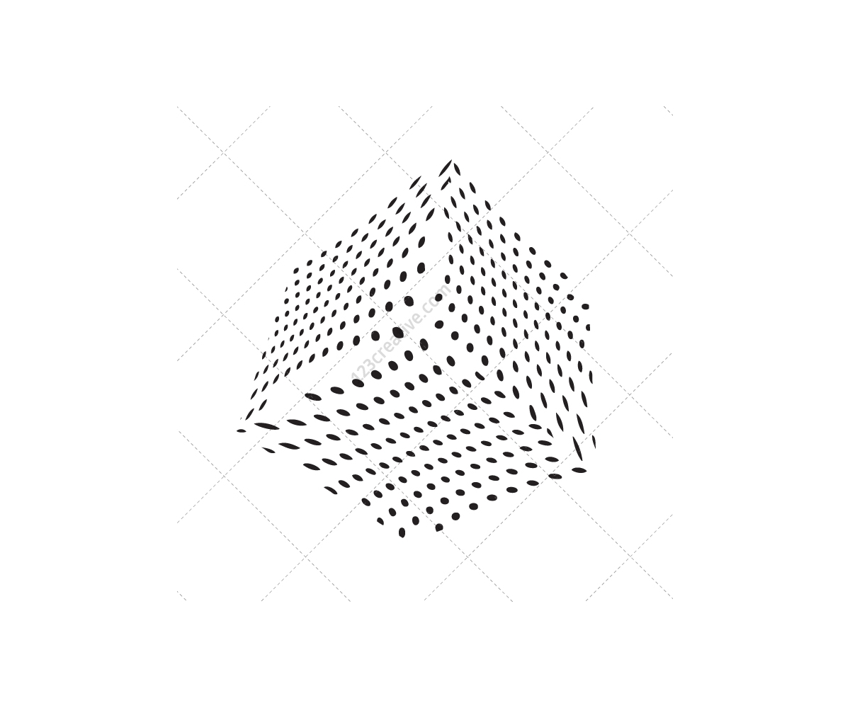 1200x1000 Abstract 3d Elements Vector Pack