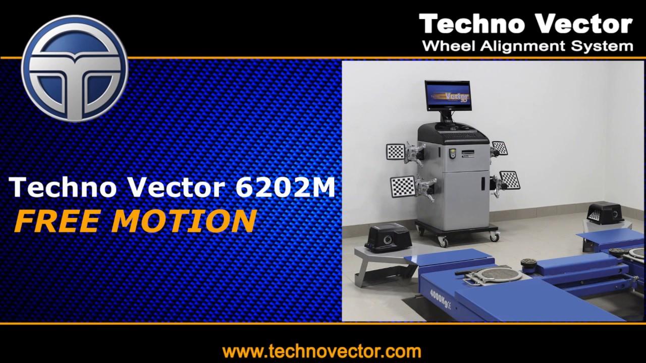 1280x720 Techno Vector 6202m