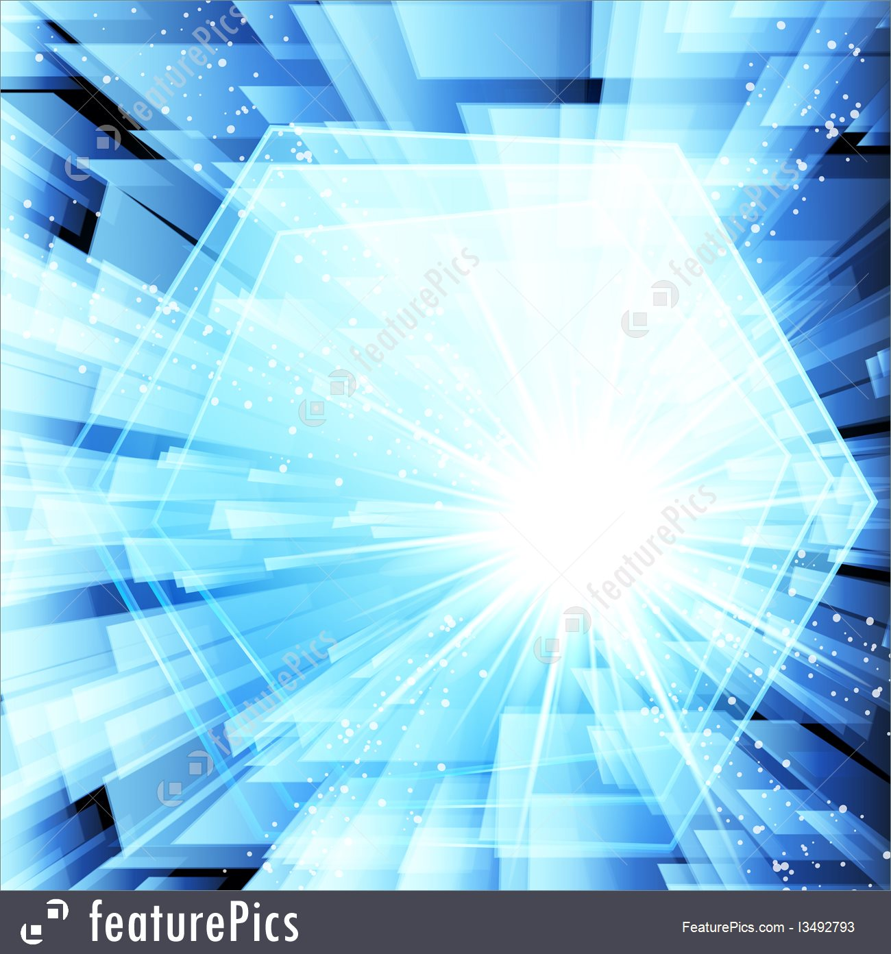 1300x1392 Abstract Techno Vector Background