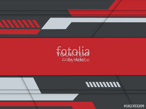 500x375 Techno Vector Background. Corporate Backdrop. Elements For Designs